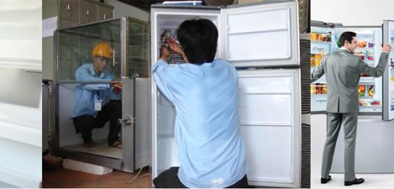 sửa tủ lạnh tại Đống Đa uy tín
