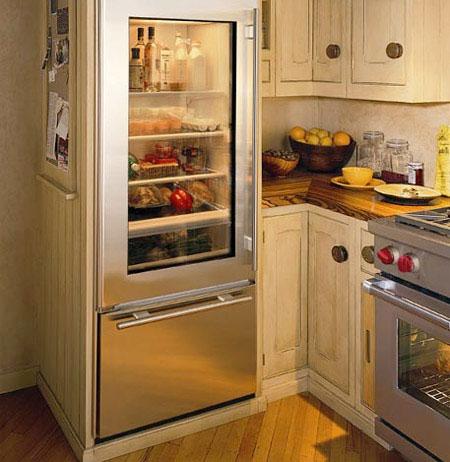 """Ngắm 12 mẫu tủ lạnh có thiết kế """"độc và  lạ"""" nhất hiện nay 7"""