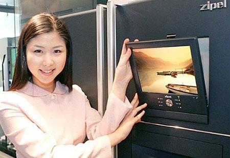 """Ngắm 12 mẫu tủ lạnh có thiết kế """"độc và  lạ"""" nhất hiện nay 9"""