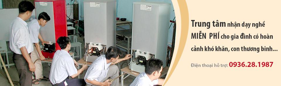 Dạy nghề sửa chữa điện tử - điện lạnh