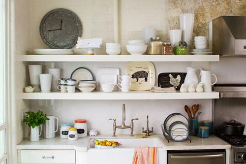 Vệ sinh máy rửa bát giúp bếp của bạn trở nên bóng bẩy