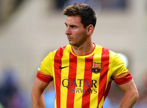'Messi là chiếc Ferrari đang bảo dưỡng'