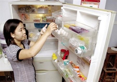 Giữ trứng trong tủ lạnh như thế nào cho đúng