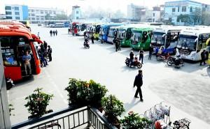 Bến xe hiện đại nhất Thủ đô: Nhà chờ có điều hòa
