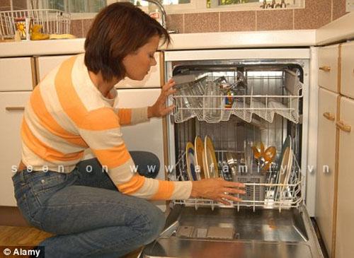 Những nguy hiểm tiền ẩn trong máy rửa bát gia đình