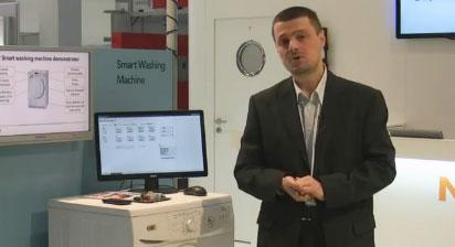 Máy giặt thông minh tự lựa chọn chương trình giặt