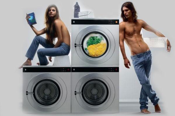 Những điểm khác biệt của máy giặt công nghệ mới