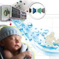 Sử dụng điều hòa trong phòng của trẻ sơ sinh