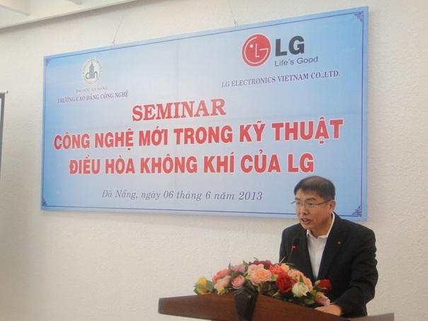 Giới thiệu công nghệ mới của điều hòa không khí LG electronics