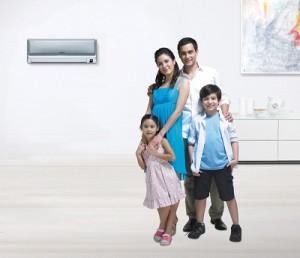 Giúp bạn lựa chọn máy điều hòa thích hợp cho gia đình 1