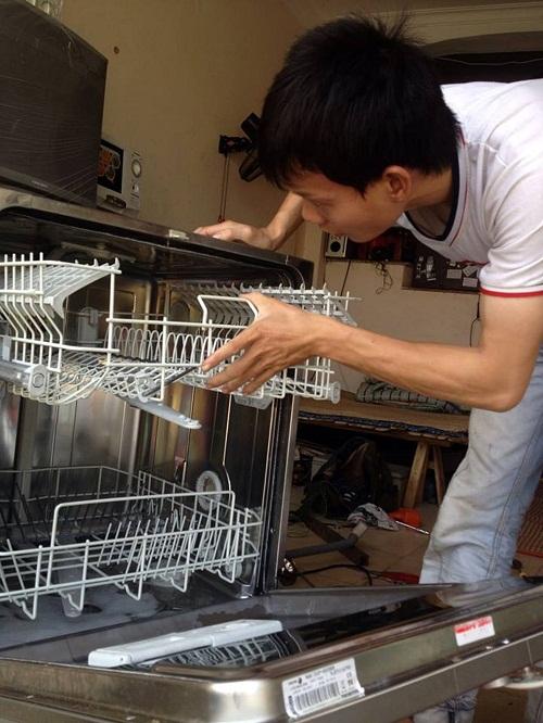 Sửa chữa máy rửa bát, máy sấy bát các loại.0985.41.81.91 2