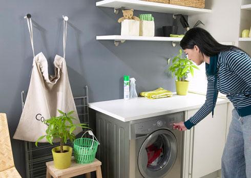 Lồng máy giặt LG không quay?