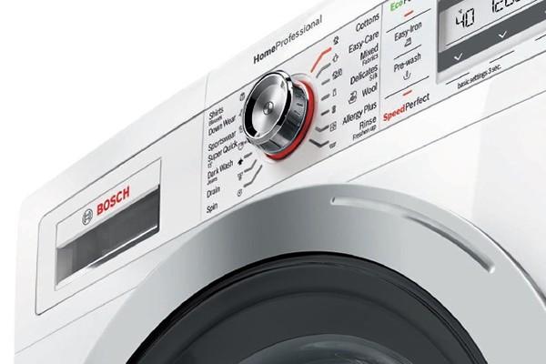 5 mã lỗi máy giặt Bosch hay gặp và cách khắc phục