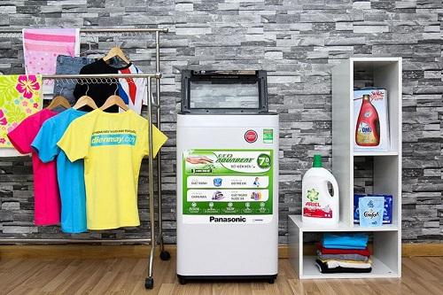Ý nghĩa mã lỗi máy giặt Panasonic và cách khắc phục