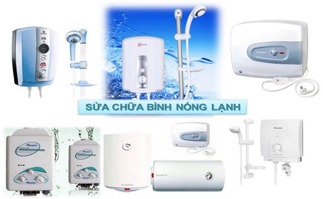 Sửa bình nóng lạnh bách bệnh của tất cả các thương hiệu