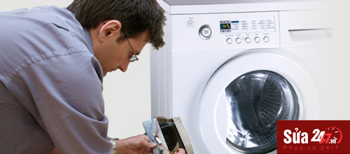 Chuyên sửa chữa máy giặt tại nhà Hà Nội có bảo hành