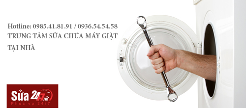 Chuyên sửa chữa máy giặt tại nhà Hà Nội có bảo hành 4