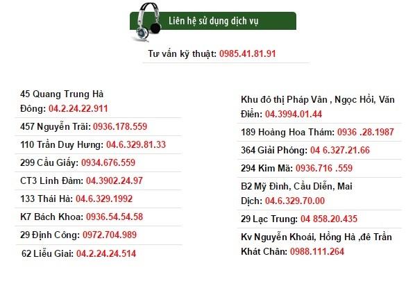 Chuyên sửa chữa máy giặt tại nhà Hà Nội có bảo hành 5