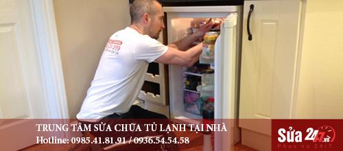 Sửa tủ lạnh, sửa tủ lạnh quạt gió tại nhà Hà Nội  3