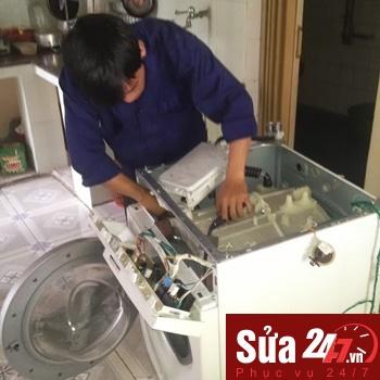 Chuyên bảo dưỡng, bảo trì máy giặt tận nơi tại Hà Nội
