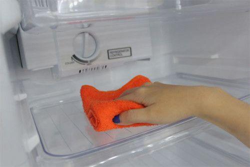 Tủ lạnh bị đóng tuyết, nguyên nhân và cách khắc phục? 2
